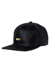 King Apparel Cap Black