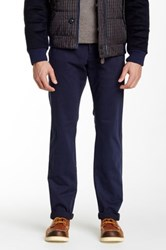 Moods Of Norway Peder Classic Fit Pant Blue