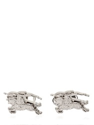 Burberry House Emblem Metal Cufflinks