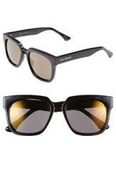 Isaac Mizrahi 50Mm Sunglasses Black