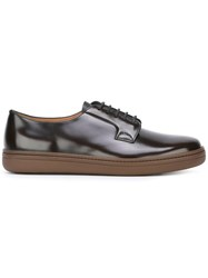 Church's 'Light' Derby Shoes Brown