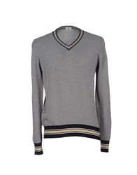 Luigi Borrelli Napoli Knitwear Jumpers Men Dark Blue