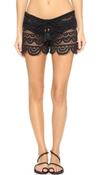 Pilyq Lexi Shorts Black
