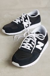 Anthropologie New Balance Classic Running Sneakers Black