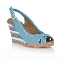 Lotus Pacific Casual Sandals Blue