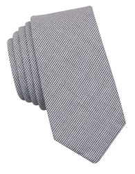 Original Penguin Nardos Geometric Tie Black