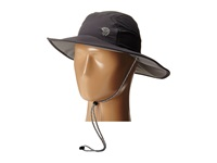 Mountain Hardwear Chiller Wide Brim Hat Ii Shark Safari Hats Gray
