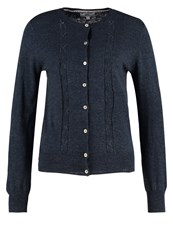 Noa Noa Cardigan Dark Navy Dark Blue