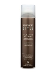 Alterna Bamboo Style Cleanse Extend Translucent Dry Shampoo 4.75 Oz. No Color