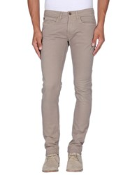 Uniform Trousers Casual Trousers Men Cocoa