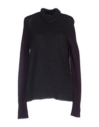 Hache Sweaters Black