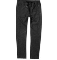Dolce And Gabbana Slim Fit Jersey Trousers Gray