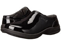 Bogs Ramsey Patent Leather Black Women's Slip On Shoes