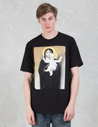 Black Scale Mother Of The Sun S S T Shirt
