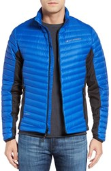 Helly Hansen Men's 'Verglas' Hybrid Insulated Jacket Classic Blue