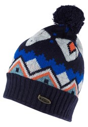 Scotch And Soda Hat Combo Dark Blue