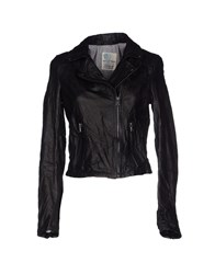 Ottod'ame Coats And Jackets Jackets Women Black