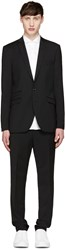 Tiger Of Sweden Black Nedvin Suit