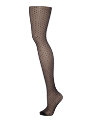 Linea Diamond Tights Black