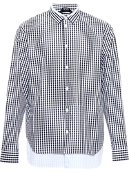 N.21 Layered Check Shirt