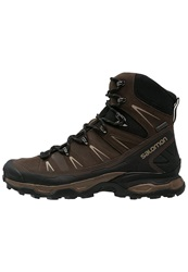 Salomon X Ultra Trek Gtx Walking Boots Absolute Brown Black Navajo