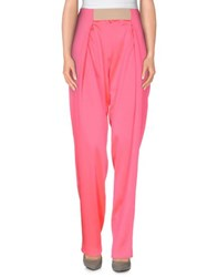 Les Chiffoniers Trousers Casual Trousers Women Pink