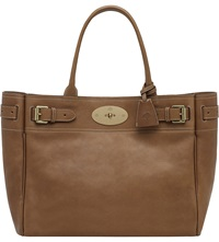 Mulberry Bayswater Tote Oak