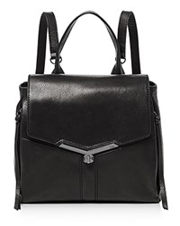 Botkier Valentina Backpack Black Gunmetal