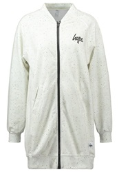 Hype Tracksuit Top Multi Off White