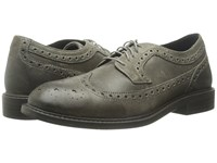 Dunham Grayson Wingtip Stone Men's Lace Up Casual Shoes White