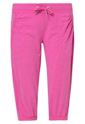 Venice Beach Morganny 3 4 Sports Trousers Pink Glo Rose