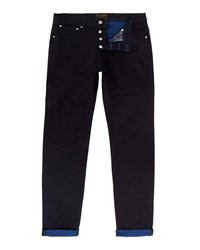 Ted Baker Strand Straight Cut Jeans Blue