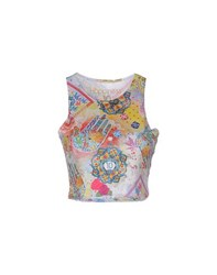 Happiness Topwear Vests Women Yellow