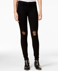 Hudson Jeans Ripped Ravage Wash Super Skinny