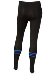 Adidas Response Running Tights Black Blue