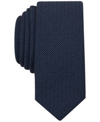 Penguin Men's Biloki Houndstooth Tie Navy