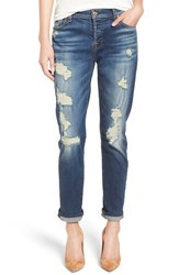 7 For All Mankindr Women's Mankind 'Slim Illusion' Colored Ankle Skinny Jeans