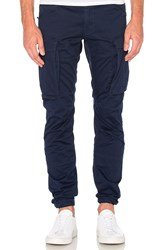 G Star Rovic Slim Pant Blue