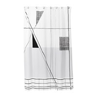 Ferm Living Trace Shower Curtain