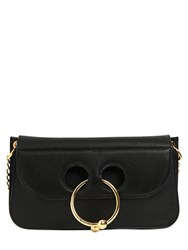 J.W.Anderson Small Pierced Leather Shoulder Bag
