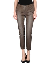Alice San Diego Casual Pants Brown