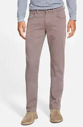 Men's Hudson Jeans 'Byron' Slim Straight Leg Pants Bishop Grey