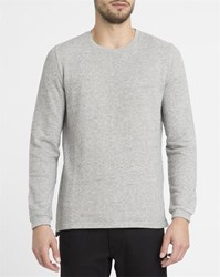 Revolution Grey 2477 Round Neck Sweatshirt