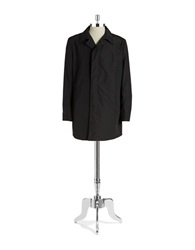 Bugatti Trench Coat Black