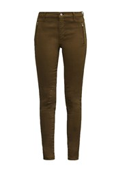 French Connection The Rebound Jodhpur Jeans Green