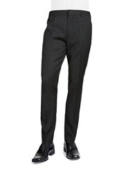 Brooks Brothers Flat Front Dress Pants Grey