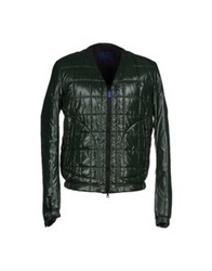 Jeckerson Jackets Dark Green