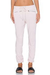 Joe's Jeans Off Duty Drea Sweatpant Pink