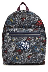 Kenzo Printed Backpack Multicolor