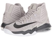 Nike Air Max Audacity Ii Light Orange Black White Anthracite Men's Basketball Shoes Taupe